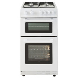Bellling FSG50TCWH 50cm Freestanding Gas Cooker White