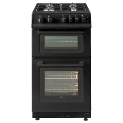 Bellling FSG50TCBLK Freestanding 50cm Gas Cooker Black