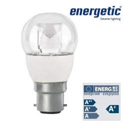 Energetic LED Lamp 5.5W  Frosted Bulb B22 Dimmable