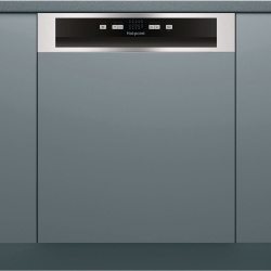 Hotpoint HBC2B19X 60cm Semi-Integrated Dishwaser