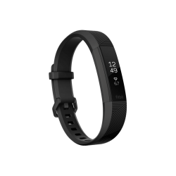 Fitbit ALTA HR - Black/Gunmetal Stainless Steel