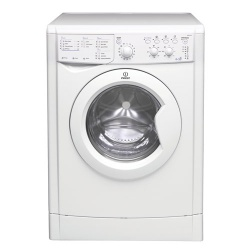 Indesit 6kg/5kg 1200rpm Freestanding Washer Dryer IWDC6125
