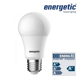 Energetic 5151 0126 51 5.8W E27 Frosted Dimmable Bulb