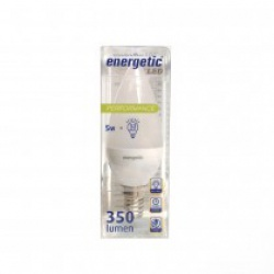 Energetic 5732 0513 51 5W B22 Frosted Bulb