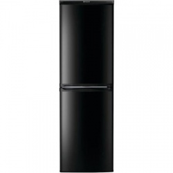 Hotpoint HNF5517BUK 234L No Frost Black Fridge Freezer