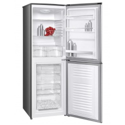 Belling BFF200IX Inox Freestanding Fridge Freezer