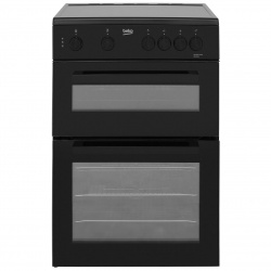 Beko KDC611K Freestanding Electric Double Oven