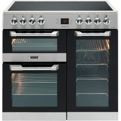Leisure CS90C530X Cuisinemaster Electric Range Cooker in Stainless Steel