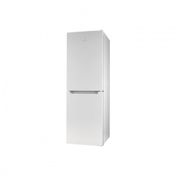 Indesit LR7S1WUK Fridge Freezer