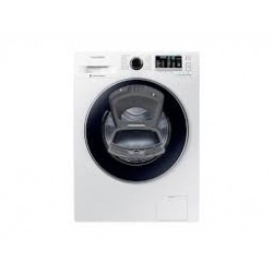Samsung Ecobubble 8KG 1400 Spin Washing Machine White WW80K5410UW