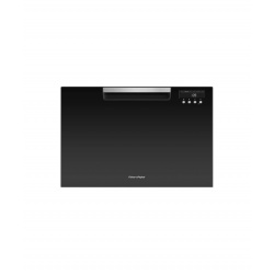 Fisher and Paykel FPDS605HBK Single Drawer Dishwasher Black