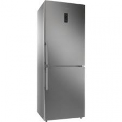 Hotpoint NFFUD191X Fridge Freezer, Frost Free, A+ Energy