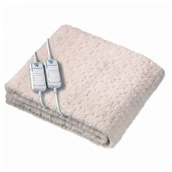 Monogram Komfort King Size Dual Heated Underblanket 37963