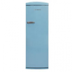 Nordmende RET341BLUEA Freestanding Retro Fridge | Blue