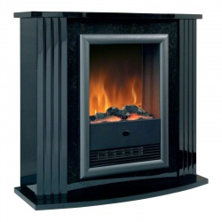 Dimplex MZT20 LED Fireplace with Log Effect