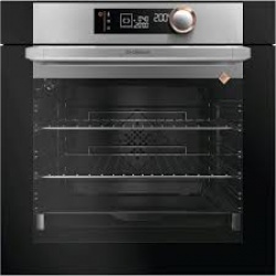 De Dietrich Built In Single Multifunction Pyrolytic Oven Platinum | DOP7340X