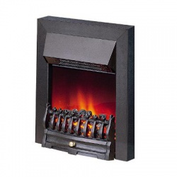 DIMPLEX WYN20BLK-E 'Wynford' black inset OptiFlame fire