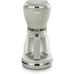 Delonghi ICMX210.GR Argento Flora Coffee Maker Green