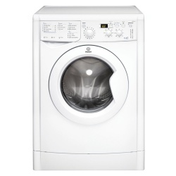 Indesit IWDD7143 7KG/5KG 1400 Spin Freestanding Washer Dryer - White