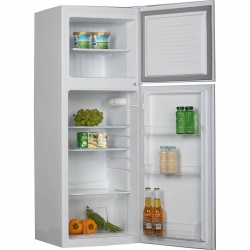 Powerpoint P74250MLW 129 x 48cm Freestanding Fridge Freezer