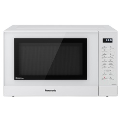 Panasonic NN-ST45KW Touch Control 32 liters Microwave Oven 1000W - White