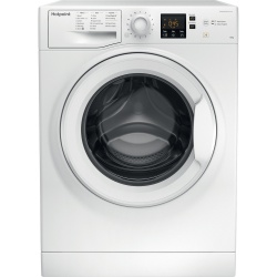 Hotpoint  NSWM1043CW 10 KG Washing Machine - White