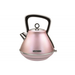 Morphy Richards 100117 Evoke Rose Quartz Special Edition Pyramid Kettle