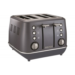 Morphy Richards 240102 Evoke Steel Blue Special Edition 4 Slice Toaster