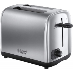 Russell Hobbs Adventure 24080 2-Slice Toaster - Silver