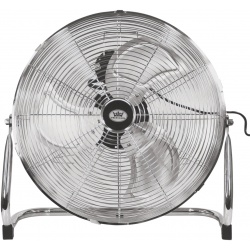 "Prem-I-Air EH1868 18"" Air Circulator with Chrome finish"