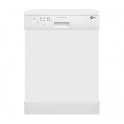 Flavel DWF644W Freestanding Full Size Dishwasher