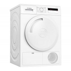 Bosch WTH84000GB Serie 4 8KG Freestanding Heat Pump Tumble Dryer - White