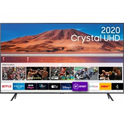 "Samsung UE75TU7100KXXU 75"" Crystal UHD Smart TV"