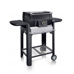 Severin PG 8107 Sevo GTS eBBQ Grill with Grill Cart