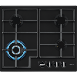 "Zanussi ZGNN645K Series 40 60 cm Built-in ""NATURAL GAS"" Hob"
