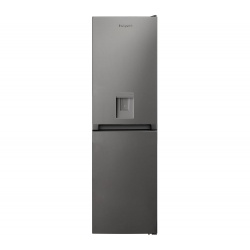 Hotpoint Aquarius HBNF55181Sc 50/50 Fridge Freezer Silver