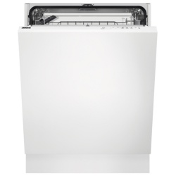 Zanussi Fully Integrated Standard Dishwasher - Stainless Steel | ZDLN1512