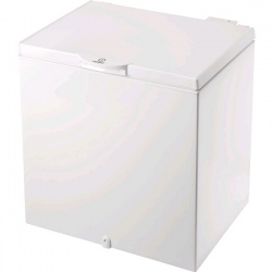Indesit OS1A200H2UK.1 White 204 Litre Chest Freezer
