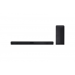 LG SN4DGBRLLK 2.1 Wireless Sound Bar with DTS Virtual:X™ and AI Sound Pro
