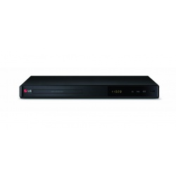 LG DP542H Upscaling DVD Player with HDMI Connection