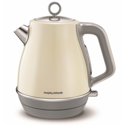 Morphy Richards 104407 Jug Kettle Cream