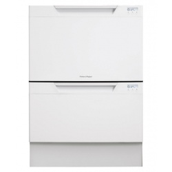 Fisher & Paykel DD60DHW6 Double DishDrawer