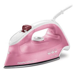 Morphy Richards 2400W Breeze Steam Iron Pink 300291