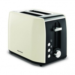 Morphy Richards 222059 Stainless Steel 2 Slice Toaster Cream