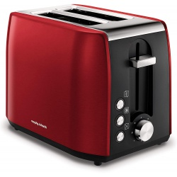 Morphy Richards Equip 2 Slice Toaster 222060 Red
