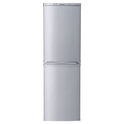 Hotpoint 50/50 Frost Free Freestanding Fridge Freezer Silver HBNF5517S