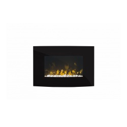 Dimplex ART20 Artesia Wall Mounted Fire Black