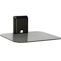 Sanus VMA401 Small Single Shelf Assembly Black