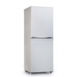 Powerpoint P75548SKW 149 X 48cm 50/50 Fridge Freezer White