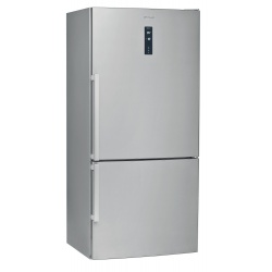 Whirlpool 6th Sense 2 Door Fridge Freezer W84BE 72 X